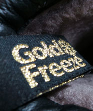 Goldfreeze label
